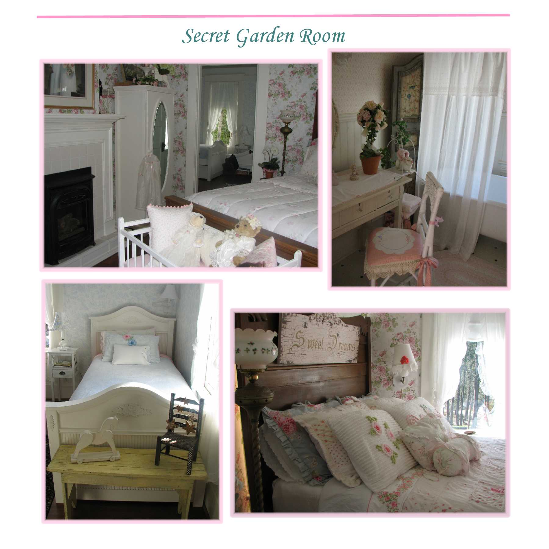 secret garden picture page sandes of time bed u0026 breakfast portland